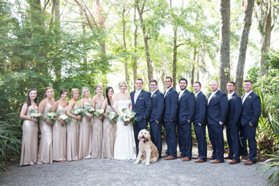 Wedding | Creek Club at I'on, Mount Pleasant, SC