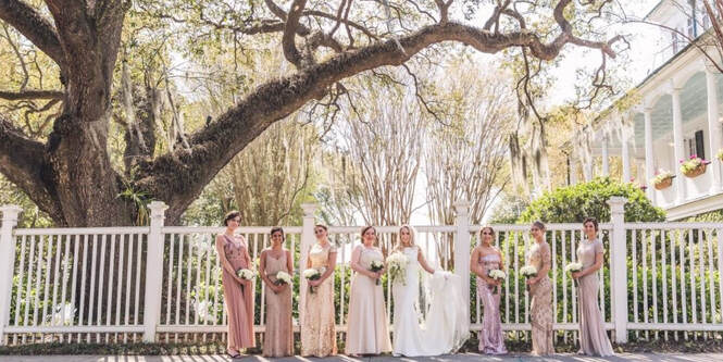 Eventfully Yours Weddings | Thomas Bennett House | Charleston, SC