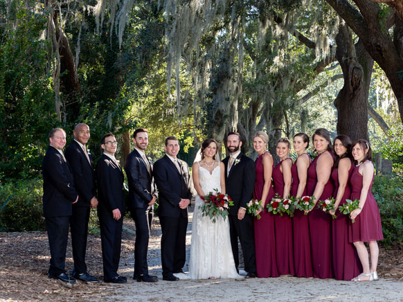 Eventfully Yours Weddings | Hampton Park Gazebo | Charleston, SC